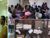 وكيل صحة أسوان: 77 طبيب أسنان يستلمون تكليفهم وجارٍ توزيعهم على مراكز العناية
