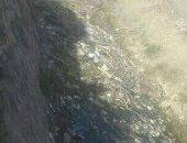 جفاف ترعة الكرادوة بكفر الشيخ يتسبب فى خسائر مزارعى المنطقة