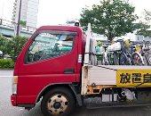 الدراجات المهجورة من أكبر المشاكل فى اليابان.. اعرف القصة