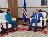 سفيرة مصر فى السنغال تقدم أوراق اعتمادها لدى جمهورية الرأس الأخضر