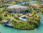 """""""منفردا فى جزيرة"""".. منزل يطل بجهاته الأربعة على البحر بسعر 5 مليون دولار"""