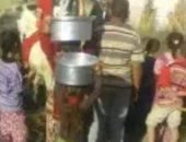 شكوى من انقطاع المياه فى شارع شاهين بالمحلة الكبرى