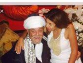 كيف أحيت بوسى شلبى ذكرى ميلاد الساحر محمود عبد العزيز؟