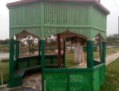 حدائق ومنتزهات الغربية تستعد لاستقبال المواطنين خلال احتفالات العيد (صور)