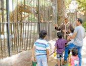 تعرف على تحذيرات الزراعة لزوار حديقة حيوان الجيزة فى عيد الأضحى