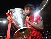 ليفربول يكافئ أوريجي بعقد جديد بعد تألقه فى دوري الأبطال