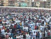 صور.. تجمعات أهالى أبيس بالإسكندرية فى صلاة عيد الفطر