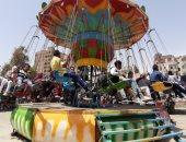 حدائق ومنتزهات المحافظات تستقبل المواطنين ثانى أيام عيد الأضحى