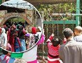 خريطة زيارتك عندنا.. الأماكن الترفيهية المفضلة للأطفال بحيوان الجيزة فى العيد