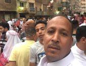 الفرحة أحلى باللمة.. احتفالات حاشدة بعيد الفطر فى شارع العروبة بالهرم (صور)