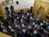 المسلمون فى الصين يؤدون صلاة عيد الفطر المبارك وسط تدابير مكافحة كورونا