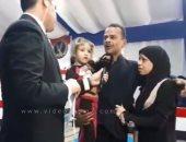 فيديو.. فرحة سجين عقب العفو عنه: تحيا مصر اللى خرجتنى من السجن لعيالى