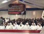 شاهد.. حفل الإفراج عن عدد من السجناء والغارمين بمناسبة عيد الفطر