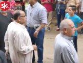 كاميرا سوبر كورة ترصد حزن والد محمد صلاح لأداء صلاة عيد الفطر بمفرده