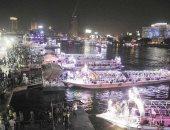 محافظة القاهرة تضع رقابة على المراسى النيلية لمنع تشغيلها في العيد