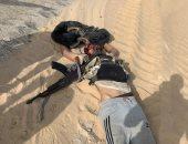 مقتل 5 إرهابيين واستشهاد ضابط وأمين شرطة خلال التصدى لهجوم بكمين بالعريش