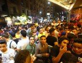 العيد فرحة وفن.. إقبال كثيف من المحتفلين بعيد الفطر على سينمات وسط البلد