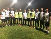 المنتخب الأوليمبي يؤدي مرانه الأول في طشقند