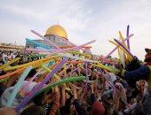 رغم التحديات.. الفلسطينيون يحتفلون بعيد الفطر