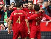 البرتغال ضد هولندا فى نهائى دوري الأمم الأوروبية الليلة