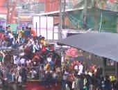 فيديو مرعب.. آلاف البنغال يحتلون القطارات خلال أيام العيد