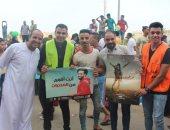 عيش فى أمان من غير دخان.. مبادرة صندوق الإدمان ضد المخدرات فى العيد (صور)