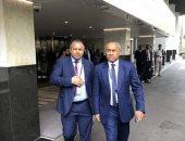 إذاعة مغربية: أحمد أحمد رئيس الكاف يغادر باريس