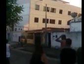 شاهد.. لحظة انهيار مبنى سكنى فى مدينة فورتاليزا البرازيلية