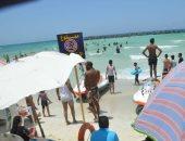 النيابة تغلق شاطئ النخيل وتستدعى المسئولين لبيان سبب غرق 11شخصا