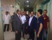 تحرير 23 محضر لعيادات خاصة ورفع 160 طن تجمعات قمامة بالبحيرة والمنوفية