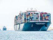 مميش: عبور 50 سفينة قناة السويس اليوم بحمولة 3.3 مليون طن