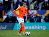 هولندا ضد إنجلترا.. دى ليخت يتعادل للطواحين فى الدقيقة 73