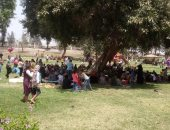 ثانى أيام العيد.. إقبال كثيف على حدائق القناطر الخيرية والمراكب النيلية