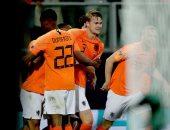 هولندا ضد إنجلترا.. الطواحين تتقدم بالهدف الثانى فى الدقيقة 97