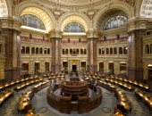 168 عاما على حريق مكتبة الكونجرس .. النار تأكل 35 ألف كتاب