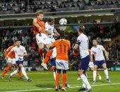 كل أهداف الخميس.. هولندا إلى نهائى دورى الأمم الأوروبية بثلاثية فى إنجلترا