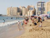 """صور.. """"س و ج"""" تعرف على التقسيمات الجديدة لشواطئ الإسكندرية وأسعارها"""