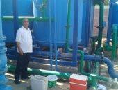 طب وقائى الدقهلية يسحب 350 عينة مياه خلال العيد