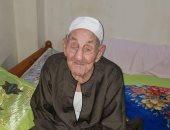 صور.. حكاية الشيخ خليفة سلطان أكبر مُعمر بالغربية بعد رحيله عن عمر 113 عامًا