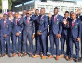 استعداداً لودية الفراعنة.. منتخب تنزانيا يبدأ الاستعداد بالمركز الأوليمبى