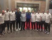 صور ..هيكتور كوبر يزور معسكر المنتخب الأوليمبي فى أوزبكستان
