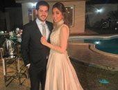 كريم عبد الجواد لاعب الأهلى يحتفل اليوم بحفل زفافه