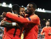 ملخص وأهداف مباراة هولندا ضد إنجلترا فى دورى الأمم الأوروبية
