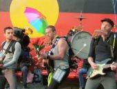 نجاح جديد لفريق Coldplay  بكليبA Sky Full of Stars