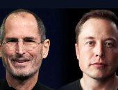 إيلون ماسك vs ستيف جوبز.. 7 اختلافات فى رحلة عمالقة التكنولوجيا