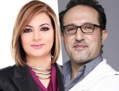 """الليلة.. شريف مدكور مع ريهام السهلى فى """"المواجهة"""" بعد نجاح العملية الجراحية"""