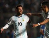 فيديو.. ميسى يتعادل للأرجنتين أمام باراجوى من ركلة الجزاء