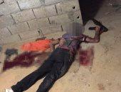 شاهد مقتل 4 إرهابيين متورطين فى الهجوم على كمين جنوب العريش.. فيديو