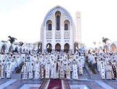 قائمة الأديرة والمزارع المرشحة للاعتراف الكنسى بجلسة المجمع المقدس اليوم