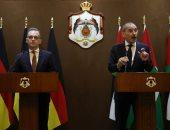 أيمن الصفدى: توافق أردنى ألمانى بشأن ضرورة حل الدولتين
